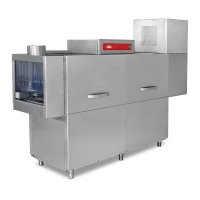 Conveyor Type Dishwasher (Drying Unit)